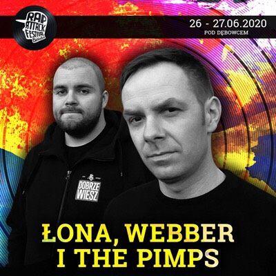 ŁONA WEBBER I THE PIMPS