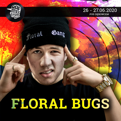 FLORAL BUGS
